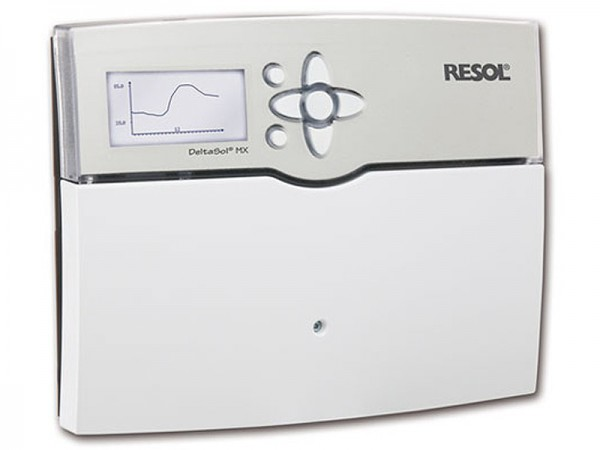 Temperaturdifferenzregelung RESOL Deltasol MX